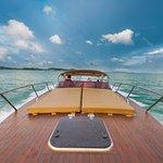 Phu NaNa Boat Deck