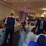 We went to a family wedding 18th Nov it was fab  the hotel was lovely and the meal was really go