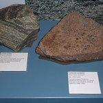 ancient rock samples