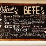 Bette's Bar & Eatery Foto