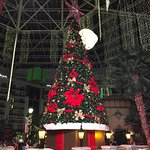 Gaylord Texan does Christmas in a BIG way.