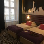 Cosmo City Hotel Foto