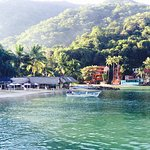 Yelapa main harbor.