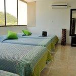 Habitación Múltiple Hotel Yuldama Rodadero