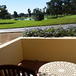 Patio View to Gold Course
