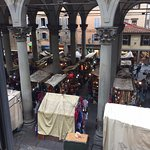 View of the Mercato from the room