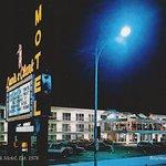 Original Motel Postcard