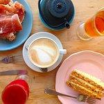 El desayuno artesano de Fresa y Chocolate