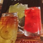 dined at logans with mother november 28, 2016