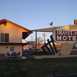 motel cheap but just you need for a night....