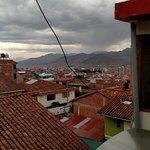 El Mariscal Cusco張圖片