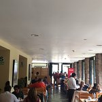 Tinkuy Buffet Restaurant at Sanctuary Lodge Foto