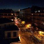 EIFFEL TOWER AT NIGHT--HOTEL PARIS FRANCE