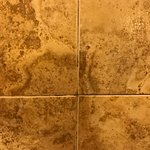 Mold & mildew in the shower shows lack of cleaning