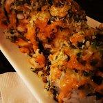 Calamari roll. Yum~
