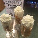 Commerce Street Creamery & Coffee Shop