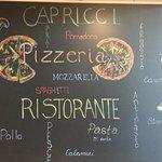 Come visit Capricci Pizzeria and Ristorante