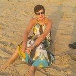 Photo de Candolim Beach