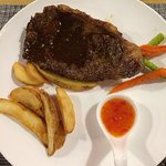 Roast Sirloin Steak