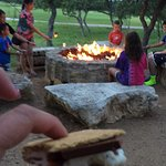 Free S'mores nights!!