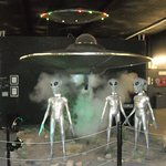 International UFO Museum and Research Center Foto