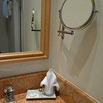 Zimmer 423 Dusche / WC