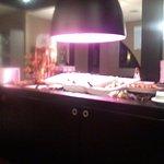 buffet suite