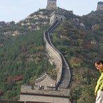 Juyong Pass of Great Wall Foto