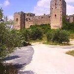 Dal castello federiciano un panorama stupendo !