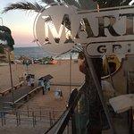 Martins Grill Foto