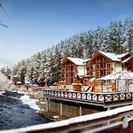 Maryin Ostrov Eco Resort Foto