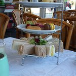 Afternoon tea at Mewsbrook Park.. Lovely tea.. Well worth a visit. Very friendly and happy staff