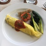 simple delicious omelet