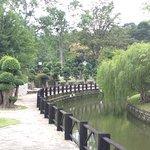 Lake Gardens-Park Foto