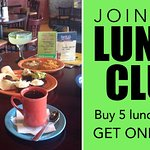 Join our lunch club!