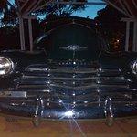 The Chevy at Lymond House Ooty