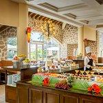 Mexican Traditional restaurant and buffet in CasaMagna Marriott Puerto Vallarta Resort & Spa