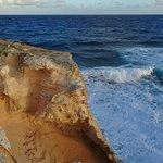 Makawehi Lithified Cliffs Foto