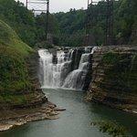 Letchworth State Park: Beautiful waterfalls