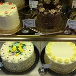 JaCiva's cakes.