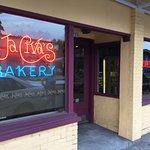 JaCiva's Bakery.