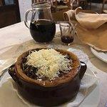 Moussaka, traditional Greek dish.