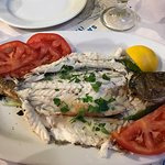 Grilled fish, very yummy!