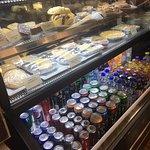Pastry shelf