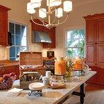 Cypress House Hotel - Breakfast Kitchen