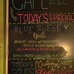 Specials at the 212