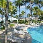 Adult Pool view facing ocean