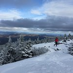 The top of Mt. Kearsage, 11/27/16