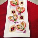 Sushi at Sakura Sushi