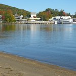 Departure point at Weirs Beach